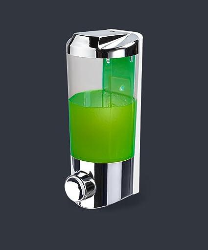Dispensador de jabón WOLOSZ Dispensador de Jabón de Cabeza / Doble Cabeza Montado en Pared Manualmente
