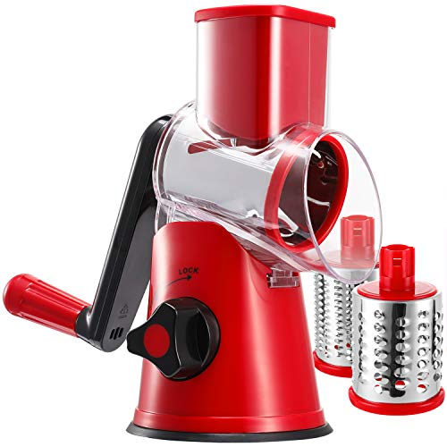 Rotary Cheese Grater Vegetable Chopper product image