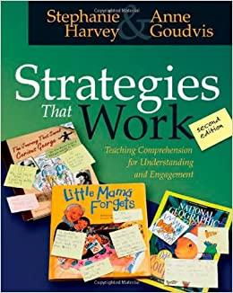Strategies that Work:  Great resource for upper elementary reading