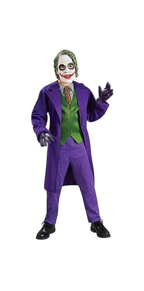 Amazon.com: Disfraz de Joker Deluxe – Niños Disfraz, L ...