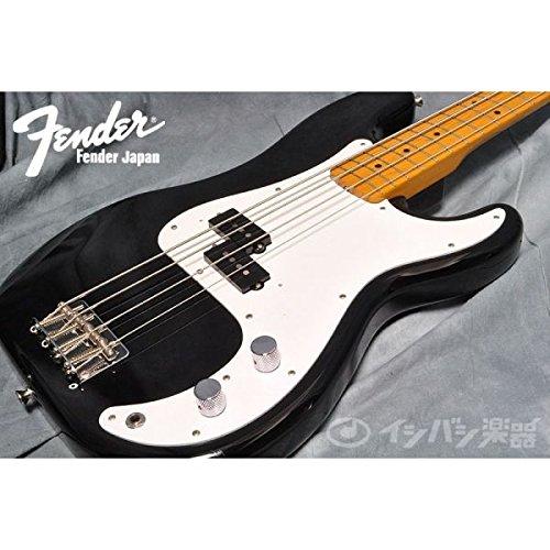 Fender Japan Precision Bass PB57 US Black (Fender Precision Bass Serial)