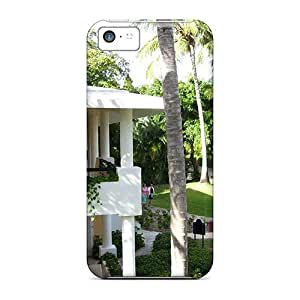 Shock-dirt Proof Punta Cana Case Cover For Iphone 5c