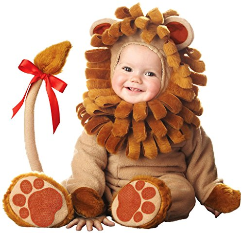 Faerynicethings Lil' Lion - Small 6-12 Months - Infant Costume