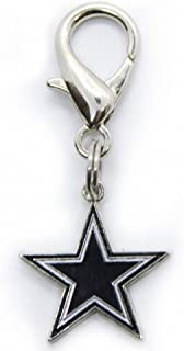 product image for Diva-Dog NFL Football 'Dallas Cowboys' Licensed Team Dog Collar Charm