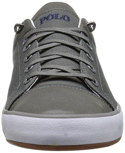 Polo Ralph Lauren Mens Jerom Mode Sneaker Charbon De Bois Gris