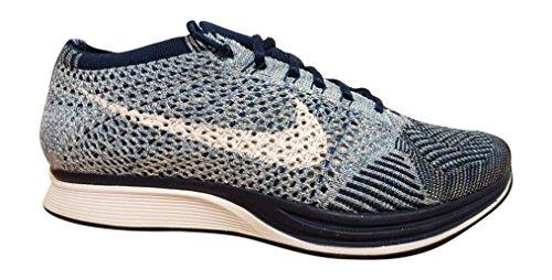 Nike - Zapatillas de Tela para hombre dark grey volt black 093 41 EU blue tint white 401