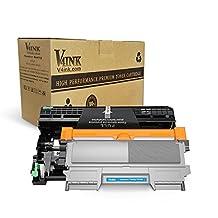 V4INK (1 Drum + 1 Toner) New Compatible Brother DR420 Drum + Compatible Brother TN450 Toner Cartridge Black High Yield Combo for Brother HL-2240D HL-2270DW HL-2280DW MFC-7360N MFC-7860DW Printer