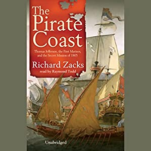 The Pirate Coast Audiobook