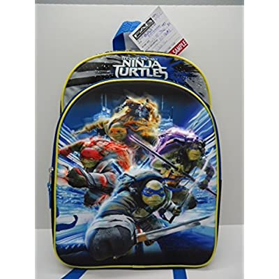 60%OFF Teenage Mutant Ninja Turtles Out Of The Shadows Backpack