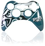 xbox 360 controller cover nfl - Xbox 360 Official NFL Philadelphia Eagles Controller Faceplate