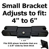 Active Headrest DVD Player Bracket