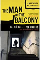 The Man on the Balcony: A Martin Beck Police Mystery (3) Kindle Edition