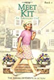 Front cover for the book Meet Kit: An American Girl by Valerie Tripp