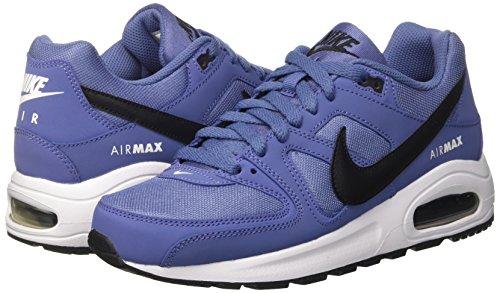 white Nike Moon Max blue black Bambini – Ginnastica Da Scarpe Command Flex Multicolore Unisex Basse Air qTwrOqZx4
