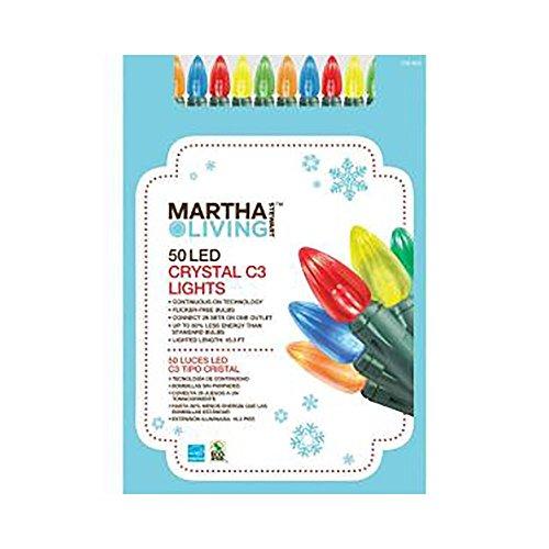 Martha Stewart Living 50 Light Multi Color