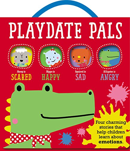 Playdate Pals Emotions Box Set]()
