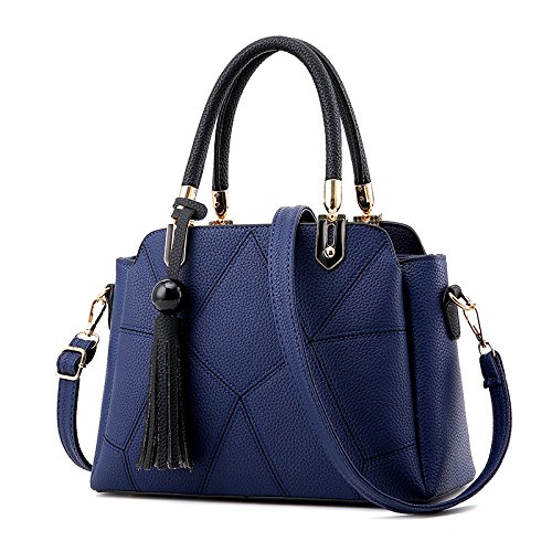 Purple A All Diagonal Blue Royal Granel Match Hombro Bolso De Sacos Meoaeo Deep Nueva De Moda Señoras vaw8x67