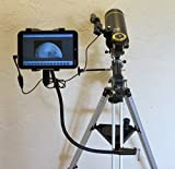 "Low Cost 3.5"" MAK Astrophotography Bundle - 90 mm Maksutov-Cassegrain, EQ1 Mount, Camera and Accessories"