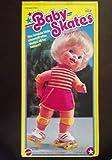 Rare Vintage Mattel 1982 Baby Skates Doll