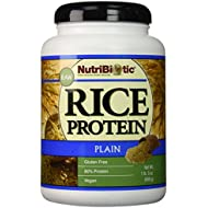 NutriBiotic Vegan Rice Protein, 1 lb. 5 oz (600 g)