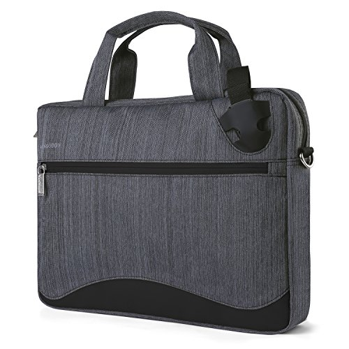 "Wave 2-In-1 Universal Messenger Bag + Briefcase for 14, 15 or 15.6"" Laptops"