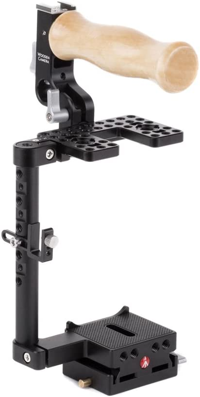 MVCCM Black Manfrotto Camera Cage for Medium DSLR Camera