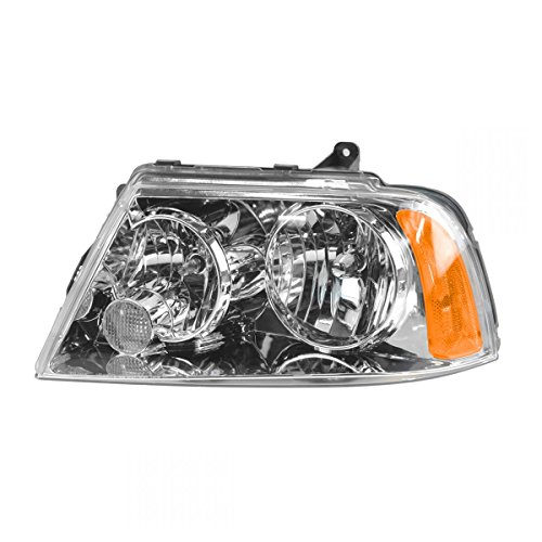 Headlight Headlamp Driver Side Left LH for 03-06 Lincoln Navigator