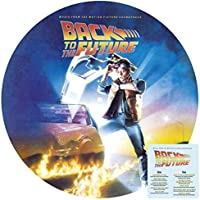 BACK TO THE FUTURE - PICTURE DISC VINYL (O.S.T.)