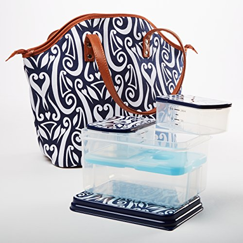 fit-fresh-davenport-designer-insulated-bag-set-with-lunch-on-the-go-container-set-zipper-closure-nav