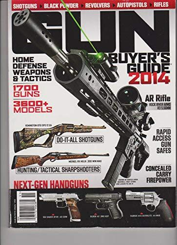 GUN BUYER'S GUIDE MAGAZINE #151 2014,SHOTGUNS,BLACK POWDER,REVOLVERS,AOTOPISTOLS