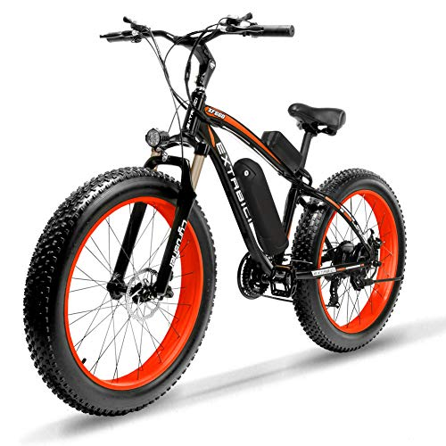 c624dcfd1b2 Fat Tire Electric Bikes: Best all-terrain off-road options [2019]