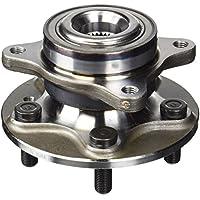 Timken HA500601 Front Wheel Bearing and Hub Assembly