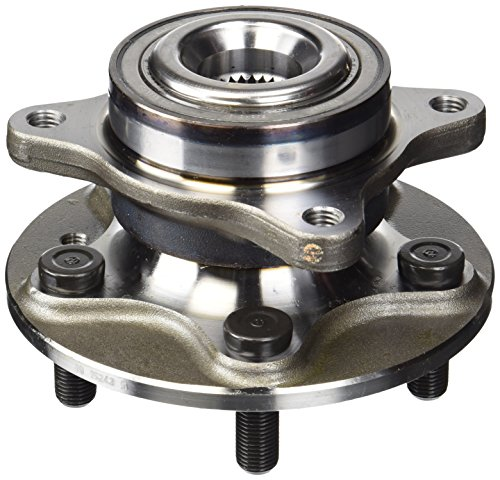 Timken HA500601 Front Wheel Bearing and Hub Assembly