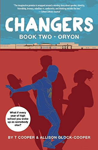 Changers Book Two Oryon