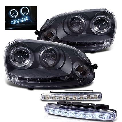 Amazon 20062008 Vw R32 Rabbit Projector Headlights Head Lights. 20062008 Vw R32 Rabbit Projector Headlights Head Lights 8 Led Fog Bumper L. Volkswagen. 2008 Volkswagen R32 Hid Wiring Diagram At Scoala.co