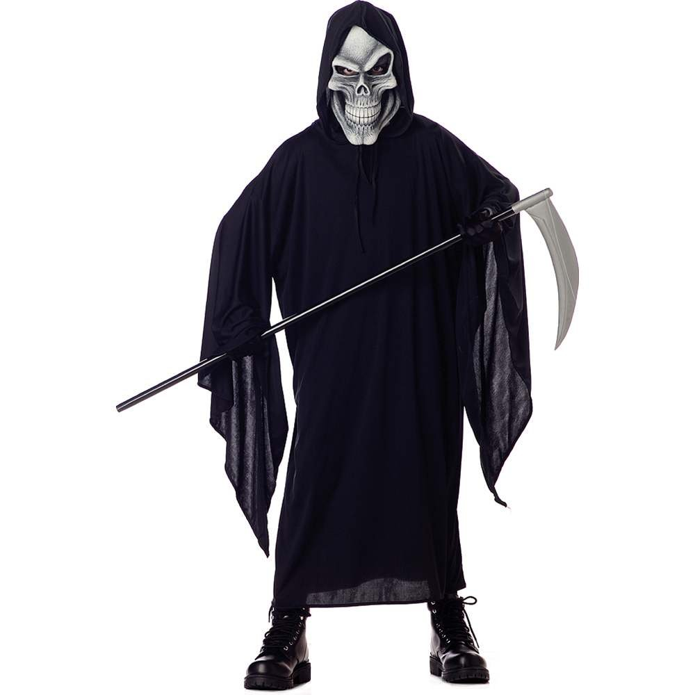 Scary Halloween Costumes For Boys | Amazon Com California Costumes Grim Reaper Child Costume Large