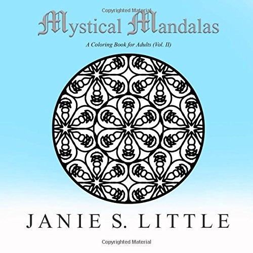 Mystical Mandalas: A Coloring Book for Adults (Volume 2) pdf epub