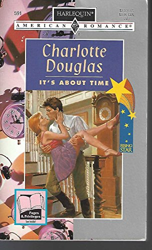 book cover of It\'s About Time