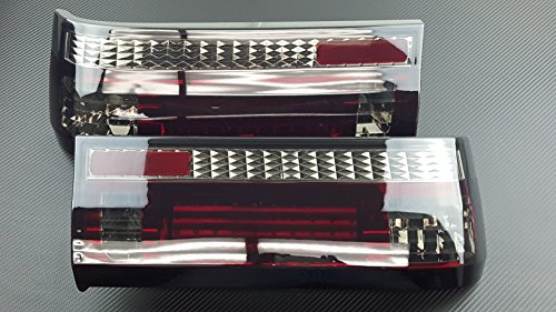 Ae86 Body Kit (P2M TOYOTA AE86 COROLLA GTS HATCHBACK 2PCS SMOKED REAR TAIL LIGHT KIT LED P2-TYAE86RTL02S-JY)