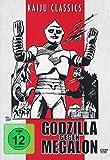 Godzilla gegen Megalon [ Kaiju Classics Edition ] Digital remastered