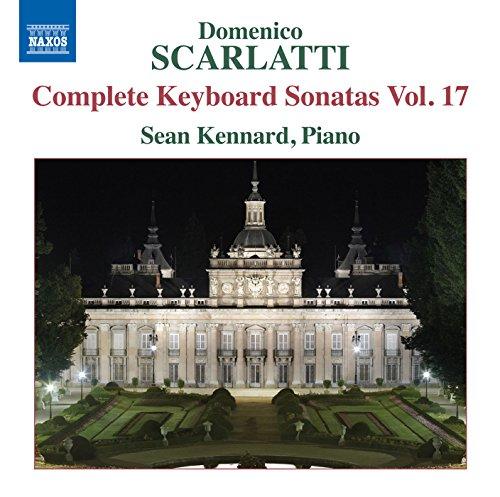 Scarlatti: Complete Keyboard Sonatas, Vol. 17 ()