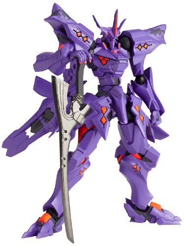 Kaiyodo Revoltech Muv-Luv Alternative #001: Takemikaduchi Type-00R Shogun Model Action Figure