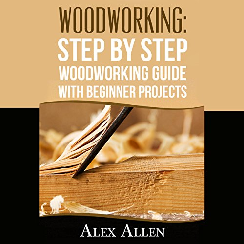 F.r.e.e Woodworking: Step by Step Woodworking Guide With Beginner Projects: Book 1<br />[W.O.R.D]