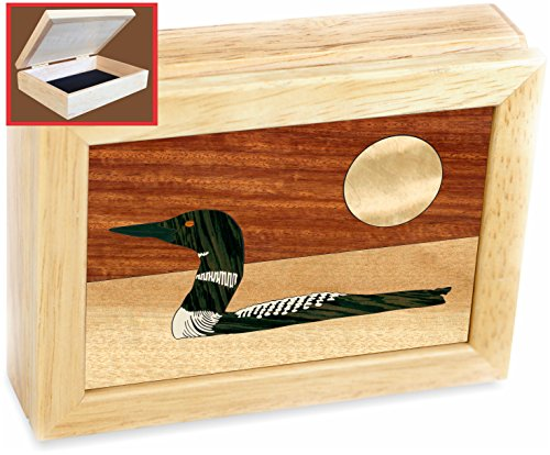 loon-trinket-box-original-work-of-wood-art-unmatched-quality-handmade-in-usa-unique-no-two-are-the-s