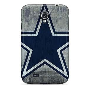 New Dallas Cowboys Tpu Case Cover, Anti-scratch VzE1377RPZm Phone Case For Galaxy S4