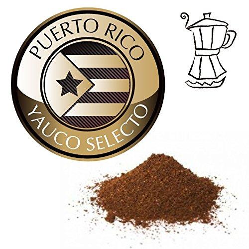 Café Oro Gourmet Puerto Rico Yauco Selecto Tueste Natural 250g ...