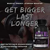Testosterone Booster for Men by Jackhammer XL