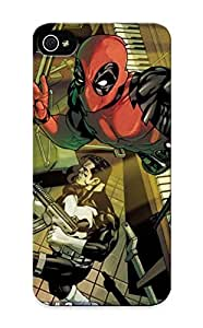 Ideal Trinalgrate Case Cover For Iphone 5/5s(download Deadpool Deadpool Cartoon), Protective Stylish Case