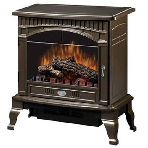 Dimplex North America DS5629BR Traditional Electric Stove, Bronze by Dimplex North America Ltd