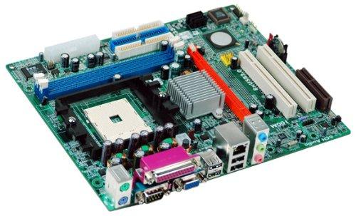 - ECS GS7610 ULTRA (GOAL3+) AMD Socket 754 MICRO ATX MOTHERBOARD ver. 1.1C